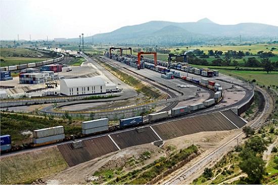 Terminal Intermodal Logística Hidalgo