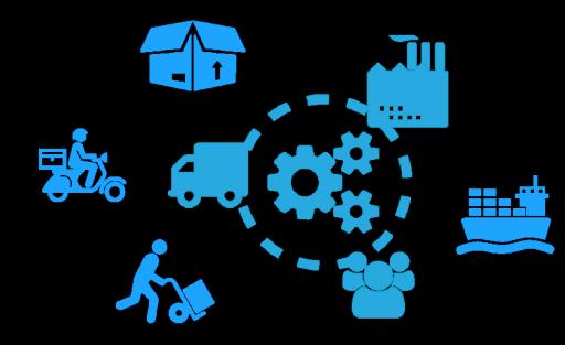 cadena de suministro eficiente