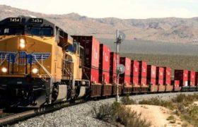 Mantiene ferrocarril de carga su dinamismo frente a la contingencia sanitaria